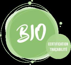 certification Traçabilité Biologique